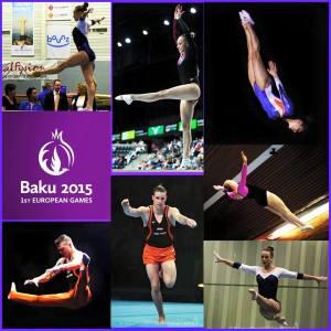 Baku team 2015